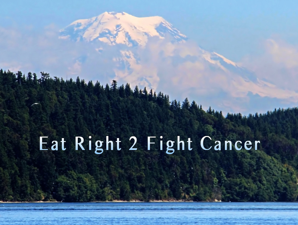 Eat Right 2 Fight Cancer